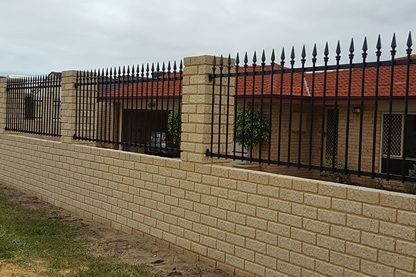 Infill Panels Perth In Fill Fencing Panels Perth Wa