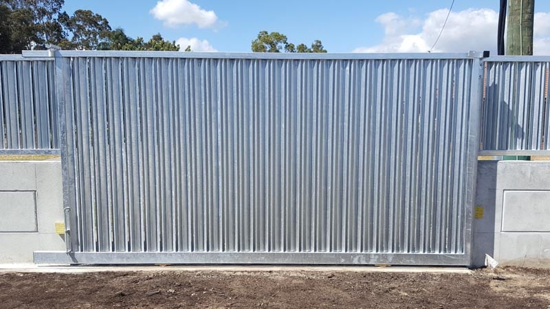 Commercial Gallery Metric Fencing