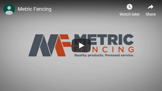 a still from a metric fencing YouTube video